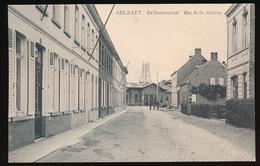 ZELZATE - SELZAET - DE STATIESTRAAT - Zelzate