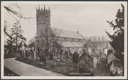 Wetheral Church, Cumberland, C.1940s - Hayton & Son RP Postcard - Cumberland/ Westmorland