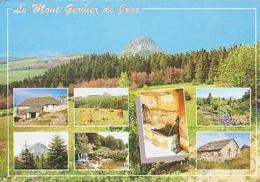 Ardèche      H187        Le Mont Gerbier De Jonc ( 8 Vues ) - France