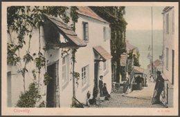 Clovelly, Devon, C.1905-10 - Peacock Stylochrom Postcard - Clovelly