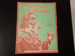 """Revue """" Sciences Et Voyages """" N° 392, 1927, Le Tabac à Priser Est Très En Faveur Chez Les Peaux-rouges - 1900 - 1949"""
