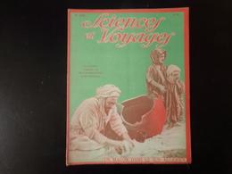 """Revue """" Sciences Et Voyages """" N° 393, 1927, Un Maçon De Le Sud Algérien - 1900 - 1949"""