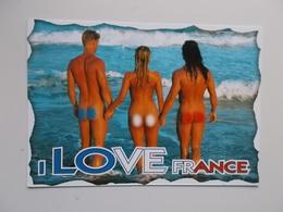 I LOVE FRANCE - Agde