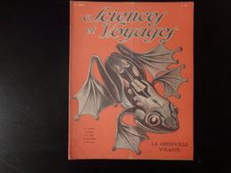 """Revue """" Sciences Et Voyages """" N° 395, 1927, """" La Grenouille Volante """" - 1900 - 1949"""