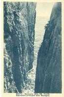 "1437 "" GAETA - SANTUARIO SS. TRINITA'-SPACCATURA PRINCIPALE DELLA MONTAGNA"" CART. POST. ORIG. NON SPEDITA - Italy"