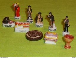 Série De Fèves Complète : Indiana Jones    2008 - Cartoons