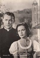 """ULLA JACOBSSON Und CLAUS HOLM - Fotokarte Constantin Film > In Dem Film """"Der Pfarrer Von Kirchfeld"""" - Schauspieler"""