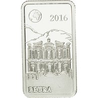 Monnaie, Îles Salomon, Half Dollar, 2016, FDC, Argent - Salomon