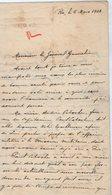 VP13.083 - Brésil - RIO DE JANEIRO 1923  - Lettre De Mr Henrique José De SAULES Pour Mr Le Général GAMELIN - Manuscripts