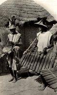 AFRIQUE NOIRE JOUEURS DE TAM TAM ET BALAFON - Centrafricaine (République)