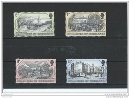 GUERNESEY 1978 - YT N° 152/155 NEUF SANS CHARNIERE ** (MNH) GOMME D'ORIGINE LUXE - Guernesey