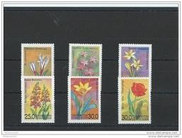 OUZBEKISTAN 1993 - YT N° 30/35 NEUF SANS CHARNIERE ** (MNH) GOMME D'ORIGINE LUXE - Ouzbékistan