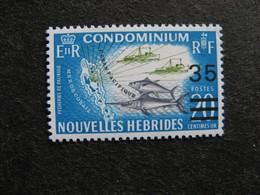 Nouvelles-Hébrides: TB N° 298, Neuf XX. - Französische Legende