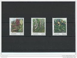 ALAND 1989 - YT N° 33/35 NEUF SANS CHARNIERE ** (MNH) GOMME D'ORIGINE LUXE - Aland