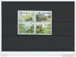 ALAND 1997 - YT N° 123/126 NEUF SANS CHARNIERE ** (MNH) GOMME D'ORIGINE LUXE - Aland