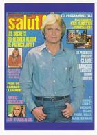 Claude FRANÇOIS Carte Postale N° SAL 149 FRANCOIS RENAUD PATRICK JUVET - Entertainers