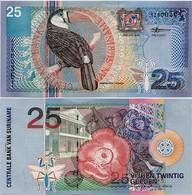 SURINAME       25 Gulden       P-148       1.1.2000       UNC - Suriname