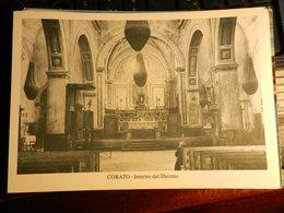 19096) BARI PROVINCIA CORATO DUOMO INTERNO NON VIAGGIATA SERIE CORATO D'ALTRI TEMPI - Bari