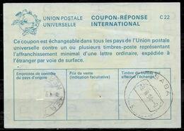 SABA ( Caribbean Netherlands ) As Redemption Postmark On International Reply Coupon Reponse Antwortschein IAS IRC GREECE - Antillen