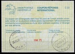 SABA ( Caribbean Netherlands ) As Redemption Postmark On International Reply Coupon Reponse Antwortschein IAS IRC JAPAN - Antillen