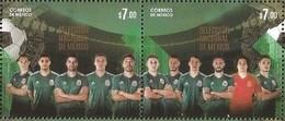 Mexico 2018 ** Seleccion De Fútbol. Campeonato Mundial FIFA En Rusia. - Mexique