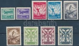 ** 1933 Repülő Sor (70.000) (apró Hibák / Minor Faults) - Stamps