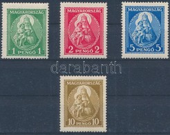 ** 1932 Nagy Madonna Sor (70.000) (apró Hibák) - Stamps