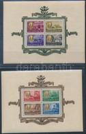 ** 1947 Roosevelt Blokkpár és Sor (57.200) (ráncok / Creases) - Stamps