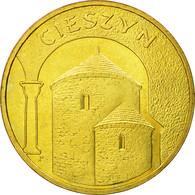 Monnaie, Pologne, Cizsyn, 2 Zlote, 2005, Warsaw, TTB, Laiton, KM:753 - Polonia