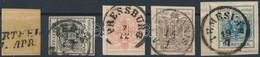 O 1850 Sorozat (min. 38.000) - Stamps