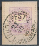 1874 Óriási Mérteű 2kr Bélyeg - Stamps