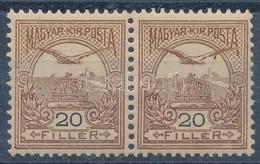 ** 1904 Turul 20f Pár Fordított Vízjellel (24.000+) - Stamps