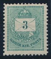 ** 1874 3kr Szép, Centrált, Ritka Darab (24.000) - Stamps