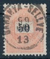 O 1898 50kr Centrált 'BARANYA-SELLYE' - Stamps