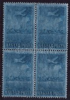 ** 1955 Alumínium 4-es Tömb (12.000) - Stamps