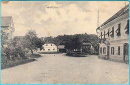 SKOFLJICA Near Ljubljana ..... Slovenia .... Travelled ..... By Franc Kunc, Fotograf, Ljubljana, Walfove Ul. 6 ( 1918.) - Slovenia