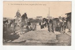 LES ARDOISIERES DE LA FORET, EN GREVE (DECEMBRE 1905) - 49 - Other Municipalities