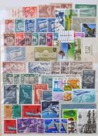 ** O Főleg Bélyegzett Izrael Gyűjtemény Sok Másodpéldánnyal Jól Megpakolt 8 Lapos Lözepes Berakóban - Stamps