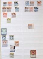 ** O AUSZTRIA 1850-1987 Tartalmas Több Készlet Nagy Berakóban, Sok Klasszikussal, Jó értékekkel, Az 1960 Utáni Rész Több - Stamps