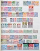 O Rendkívül Tartalmas, Kevés Bélyeg Híján Teljes Berlin Gyűjtemény 1948-1990 16 Lapos A/4 Berakóban. Magas Katalógus ért - Stamps