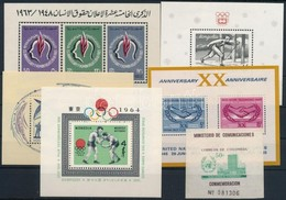 ** 1964-1965 6 Klf Blokk - Stamps