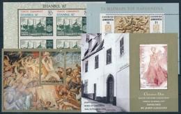 ** 1984-1997 4 Klf Blokk - Stamps