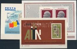 ** 1964 3 Klf Blokk - Stamps