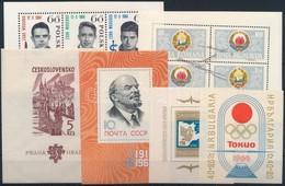 ** 1964-1965 5 Klf Blokk - Stamps