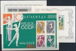 ** 1963-1965 3 Klf Blokk - Stamps