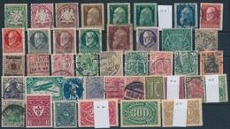 ** * O Német Államok, Deutsches Reich 1881-1922 41 Db Bélyeg Steckalpon - Stamps