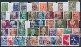 ** * O Németország-Szovjetzóna, NDK 1945-1956 47 Db Bélyeg Stecklapon - Stamps