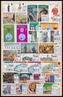** * O Csatorna Szigetek, Jersey, Guernsey, Isle Of Man,  10 Sor, 31 Bélyeg (Mi EUR 46.40) - Stamps