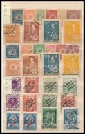 ** * O Grúzia 1919-1923 43 Klf Bélyeg Berakólapon - Stamps