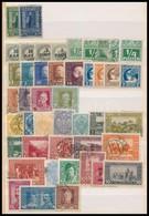 ** O Osztrák összeállítás, Lombardia, Bosznia, Külföldi Posták, Kis Berakólapon (Mi EUR 248.-) - Stamps